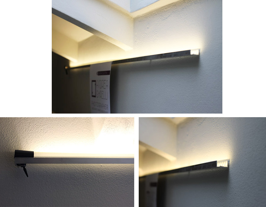 LUCE LINEARE A LED - Idee QuotidianeIdee Quotidiane